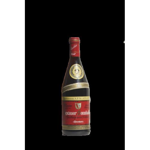 Sexauer 1987 Sonnhalde Spätburgunder Qualitätswein -Trocken-