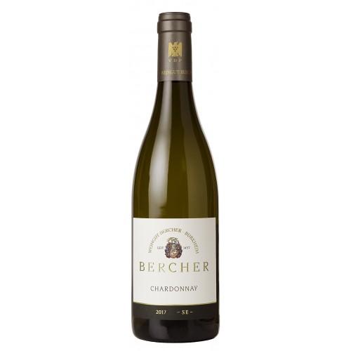 Bercher 2017er Chardonnay Spätlese  trocken -SE- Lagencuveé: Burkheimer Feuerberg & Bickensohler  Steinfelsen