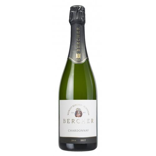 Bercher 2014er Chardonnay Brut Traditionelle Flaschengärung
