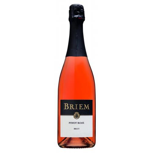 Briem 2019 Sekt Pinot Rosé