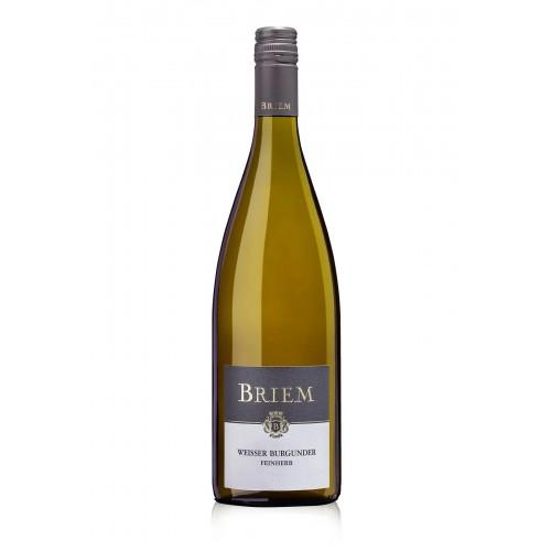 Briem 2020 Weißer Burgunder Qualitätswein feinherb
