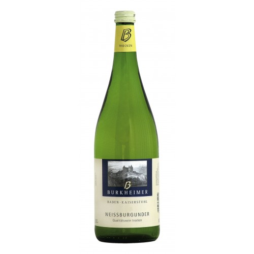 WG Burkheim 2019 Weißer Burgunder Qualitätswein