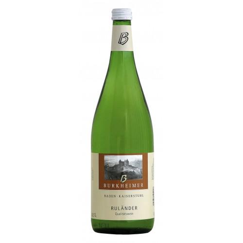 WG Burkheim 2019 Ruländer Qualitätswein