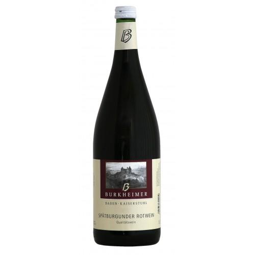WG Burkheim 2018 Burkheimer Spätburgunder Rotwein Qualitätswein