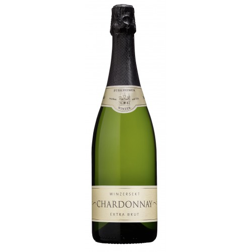 WG Burkheim 2018 Burkheimer Schlossgarten  Chardonnay extra brut