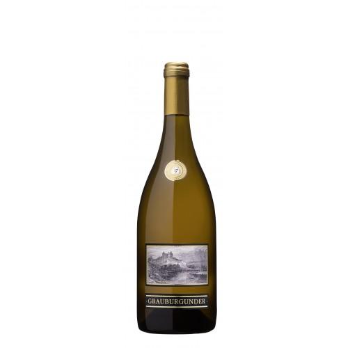 WG Burkheim 2017    ViniGrande im Barrique gereift  << Große Gewächse >> Burkheimer Feuerberg Grauer Burgunder Qualitätswein trocken