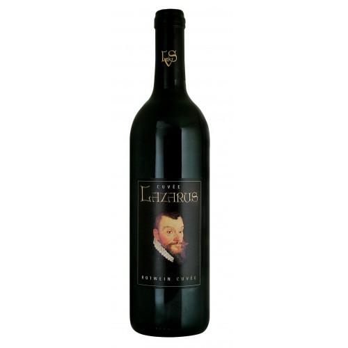WG Burkheim 2018 Burkheimer Rotwein-Cuvée LAZARUS Spätburgunder Rotwein Qualitätswein trocken
