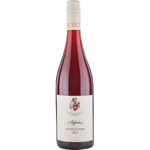 Freiherr von Gleichenstein – 2015 Spätburgunder Qualitätswein mild