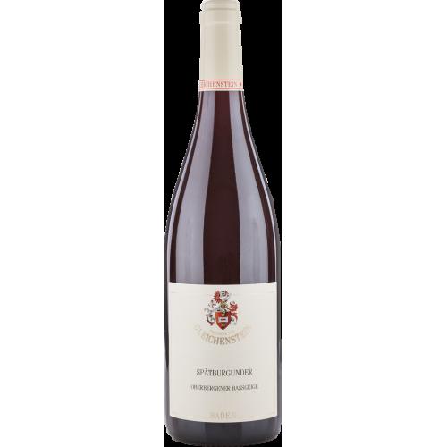 Freiherr von Gleichenstein – 2013 Spätburgunder Qualitätswein trocken / Oberbergener Baßgeige
