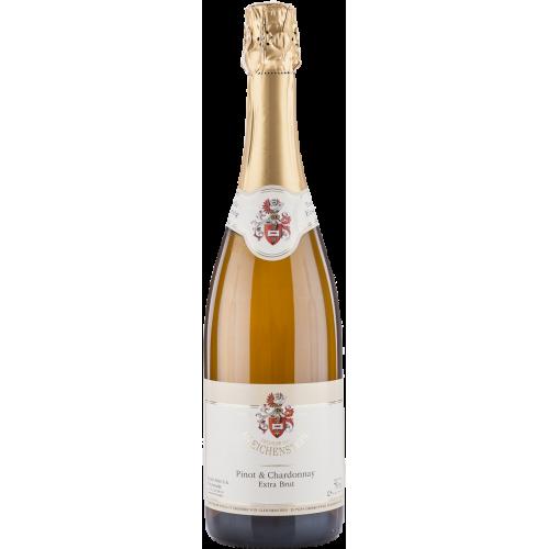 Freiherr von Gleichenstein – 2015 Pinot & Chardonnay Badischer Winzersekt extra brut