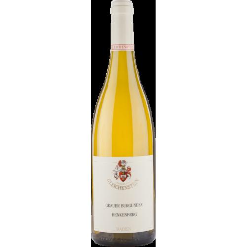 Freiherr von Gleichenstein – 2017 Grauer Burgunder Qualitätswein trocken / Oberrotweiler Henkenberg