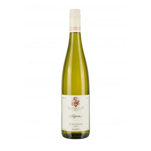 Freiherr von Gleichenstein – 2016 Muskateller Qualitätswein feinherb