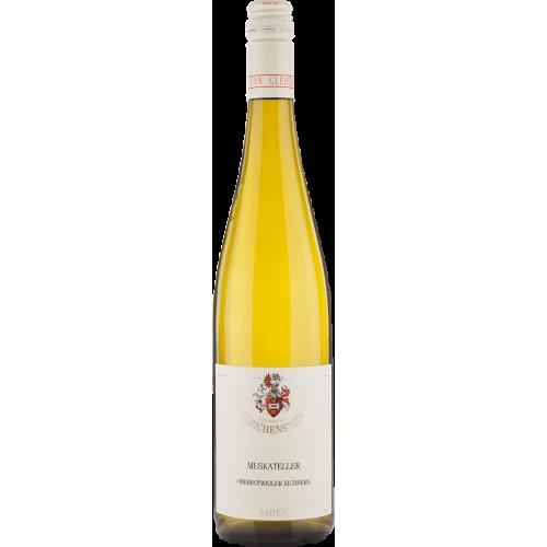 Freiherr von Gleichenstein – 2015 Muskateller Qualitätswein trocken