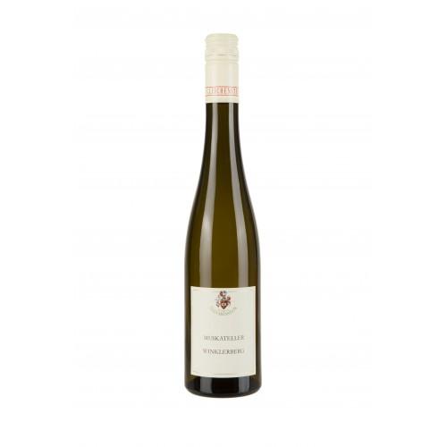 Freiherr von Gleichenstein – 2015 Muskateller Qualitätswein süß