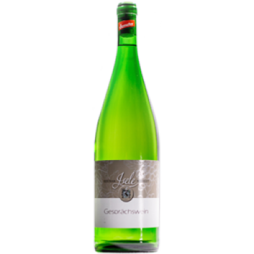Isele Gesprächswein Qualitätswein trocken – Bio / Demeter