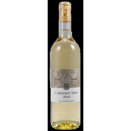 Isele 2016/17 Cabernet blanc Spätlese feinherb / PIWI international Silbermedaille – Bio / Demeter