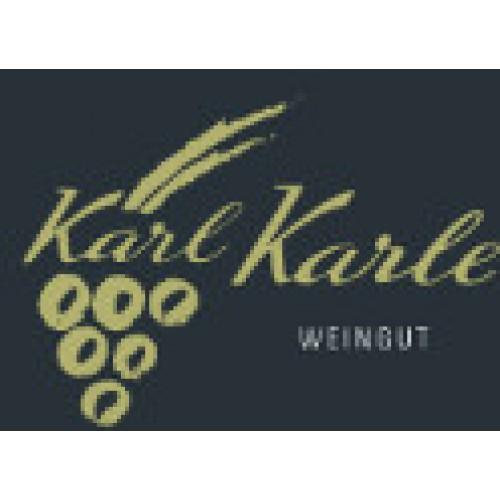 Karl Karle Ihringer Vulkanfelsen Spätburgunder Rotwein QbA trocken