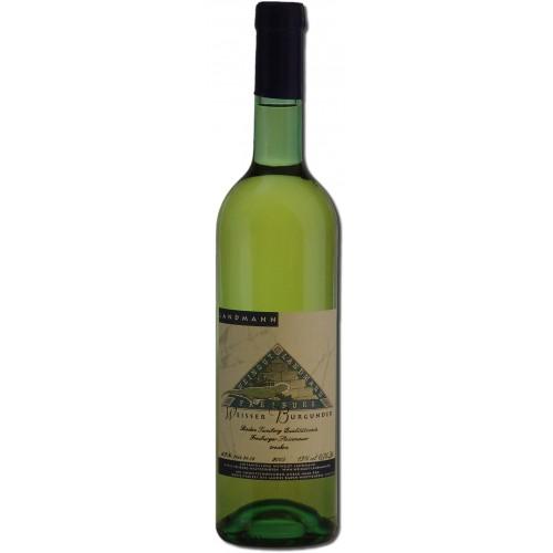 Landmann 2016 Freiburger Steinmauer Weißer Burgunder Qualitätswein trocken