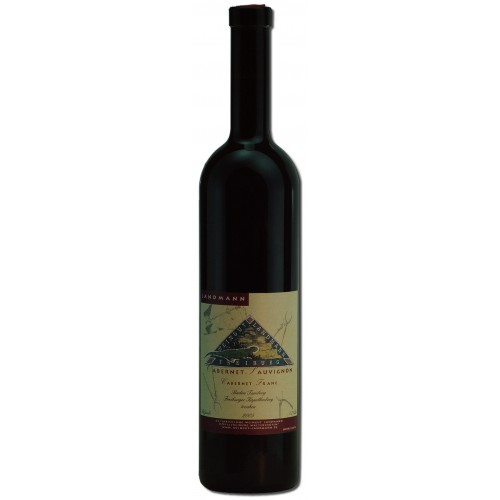 Landmann 2011 Freiburger Kapellenberg Cabernet Sauvignon Barrique Qualitätswein trocken
