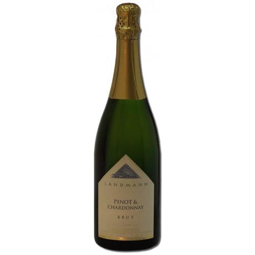 Landmann Pinot & Chardonnay Baden Sekt b.A. brut