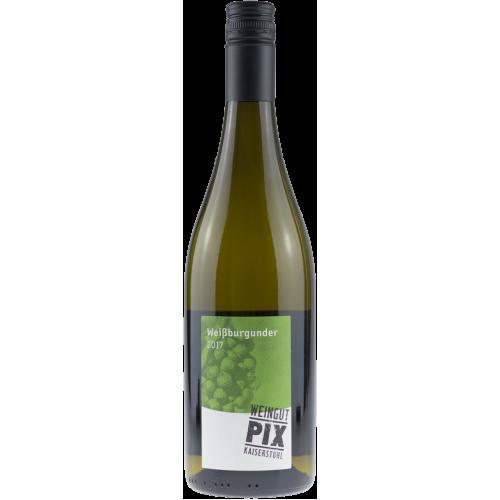 Weingut Pix – Weißburgunder Gutswein 2018  trocken