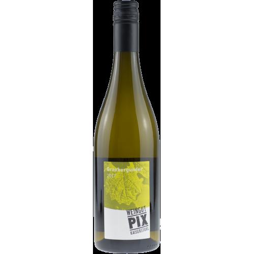 Weingut Pix – Grauburgunder Gutswein 2018 trocken