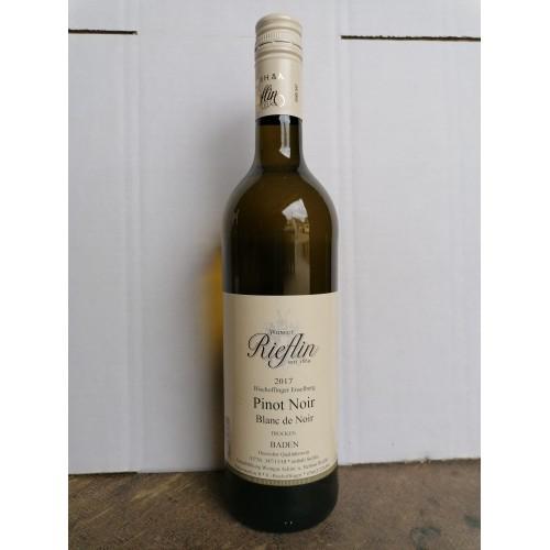 Rieflin  2017 Pinot Noir -Blanc de Noir-