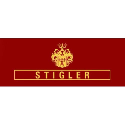 Stiglers Rieslingtrester im Eichholzfass gereift