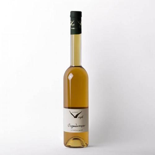 Weingut Vogel Traubentrester aus dem Eichenfass