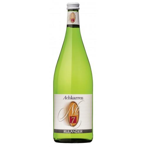 WG Achkarren – 2020 – Ruländer – Fass Nr. 7 – Qualitätswein
