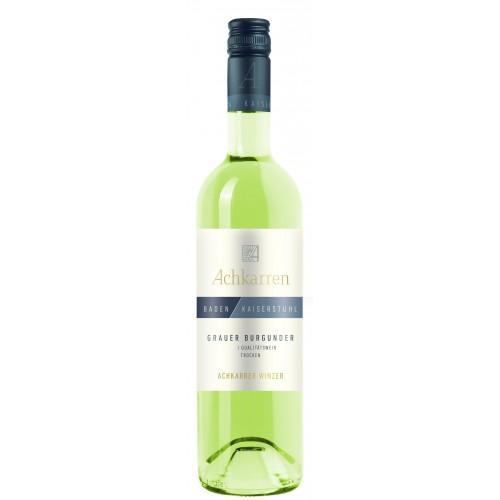WG Achkarren – 2020 – Grauer Burgunder – Qualitätswein trocken