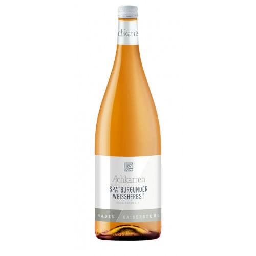 WG Achkarren – 2018 - Spätburgunder Weissherbst – Qualitätswein