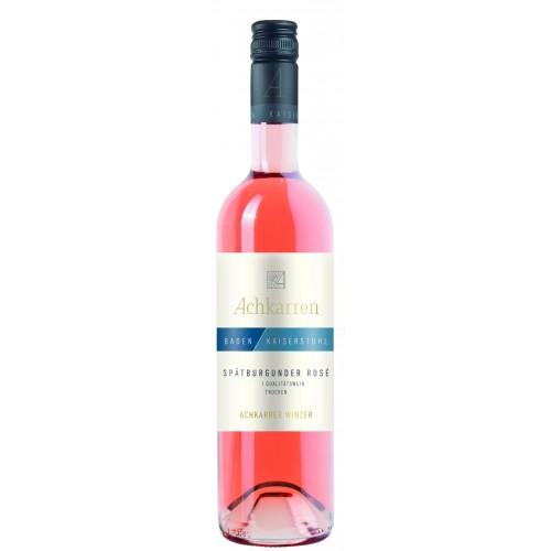 WG Achkarren – 2020 – Spätburgunder Rosé – Qualitätswein trocken