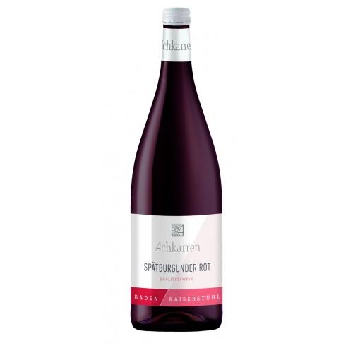 WG Achkarren – 2017 – Spätburgunder Rotwein – Qualitätswein