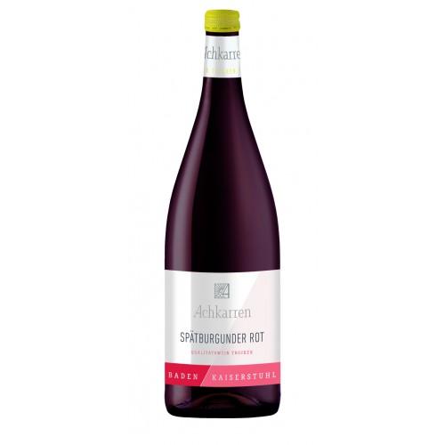 WG Achkarren – 2017 – Spätburgunder Rotwein – Qualitätswein trocken