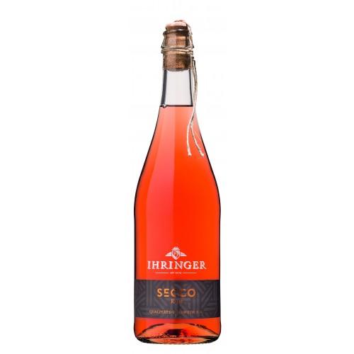 WG Ihringen – Ihringer Secco Rosé – Qualitätsperlwein bA