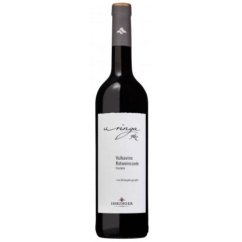 WG Ihringen – 2016 – uringa 962 – Vulka Vino – Rotweincuvée – QbA trocken