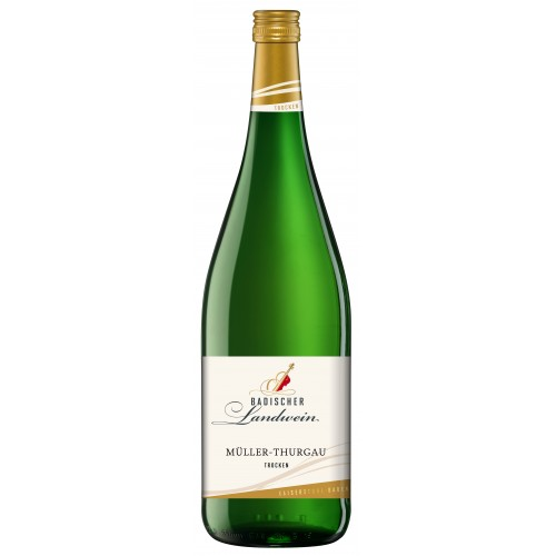 WG Oberbergen  MÜLLER-THURGAU Badischer Landwein trocken