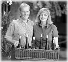 Andreas und Regina Stigler